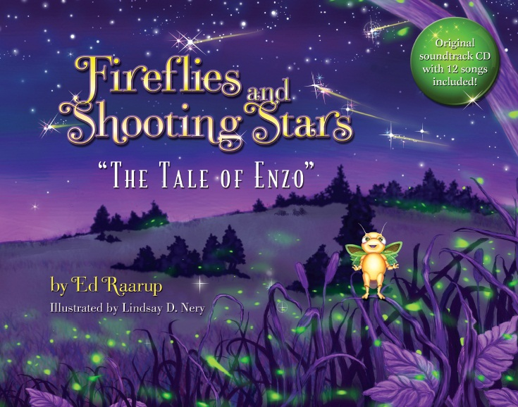 Fireflies and Shooting Stars -  The Tale Of Enzo