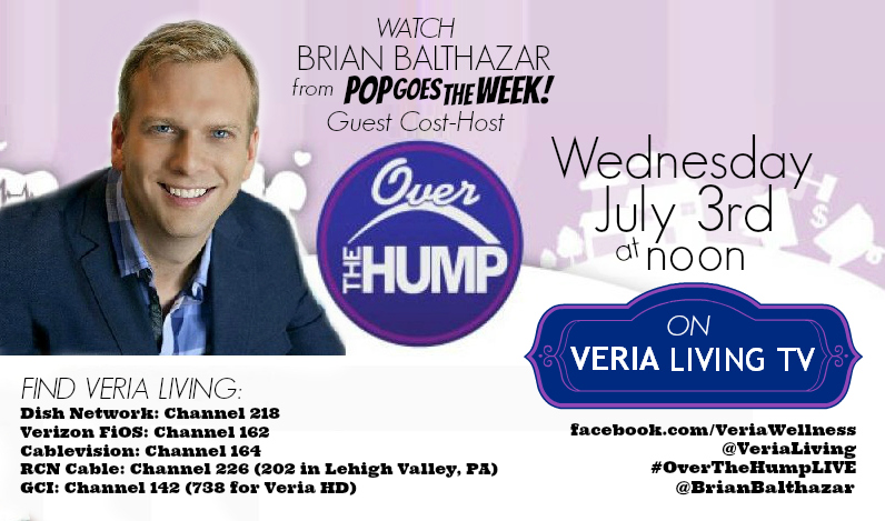 Over The Hump Live Promo Card