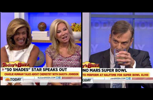 VIDEO: POP On Kathie Lee and Hoda! Two Drinks, Four Stories, One Bad Gilbert Gottfried Impersonation.