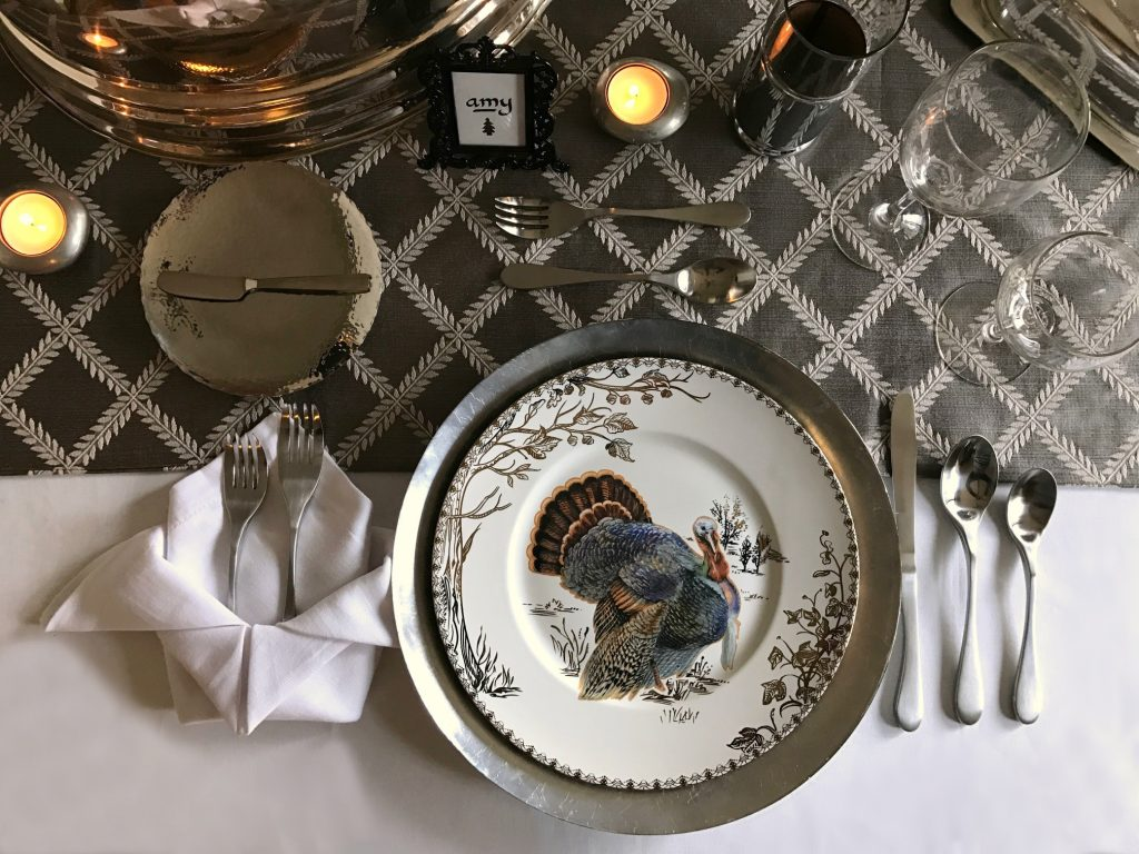 turkey-plate-table-setting