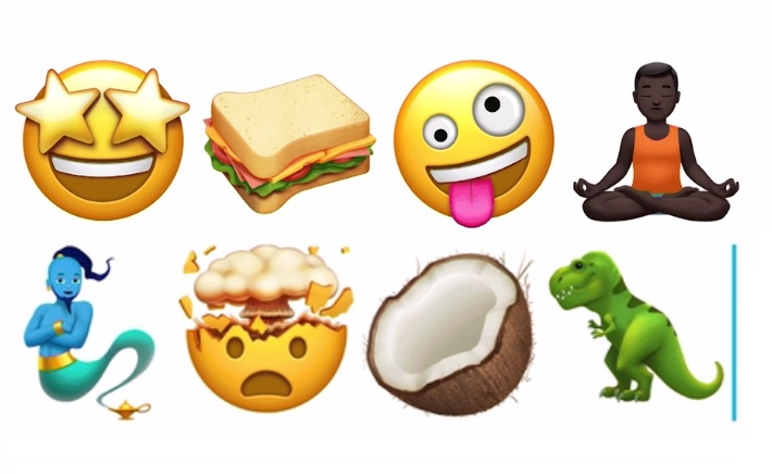 WATCH: Check Out The New Emoji's Coming To iPhone