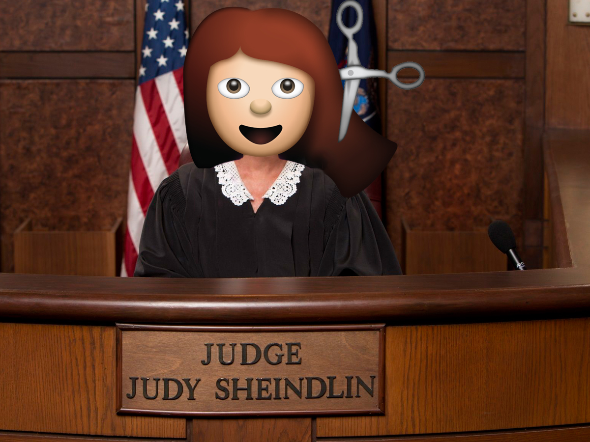 Well Hold Me In Contempt Judge Judy S New Hairstyle Is Adorable