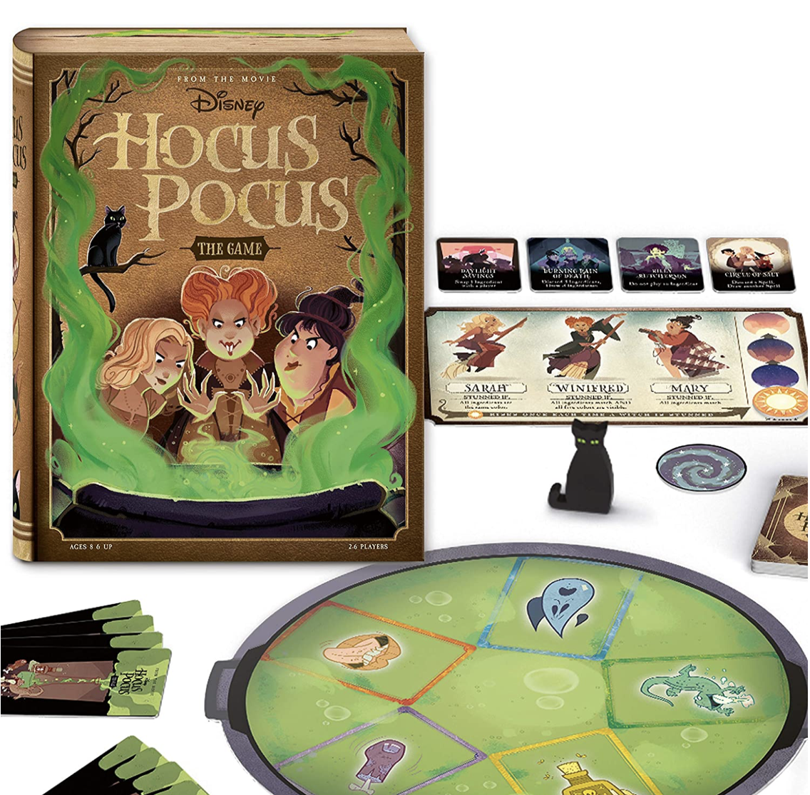Disney Just Released A 'Hocus Pocus' Board Game And It Looks Wickedly Fun