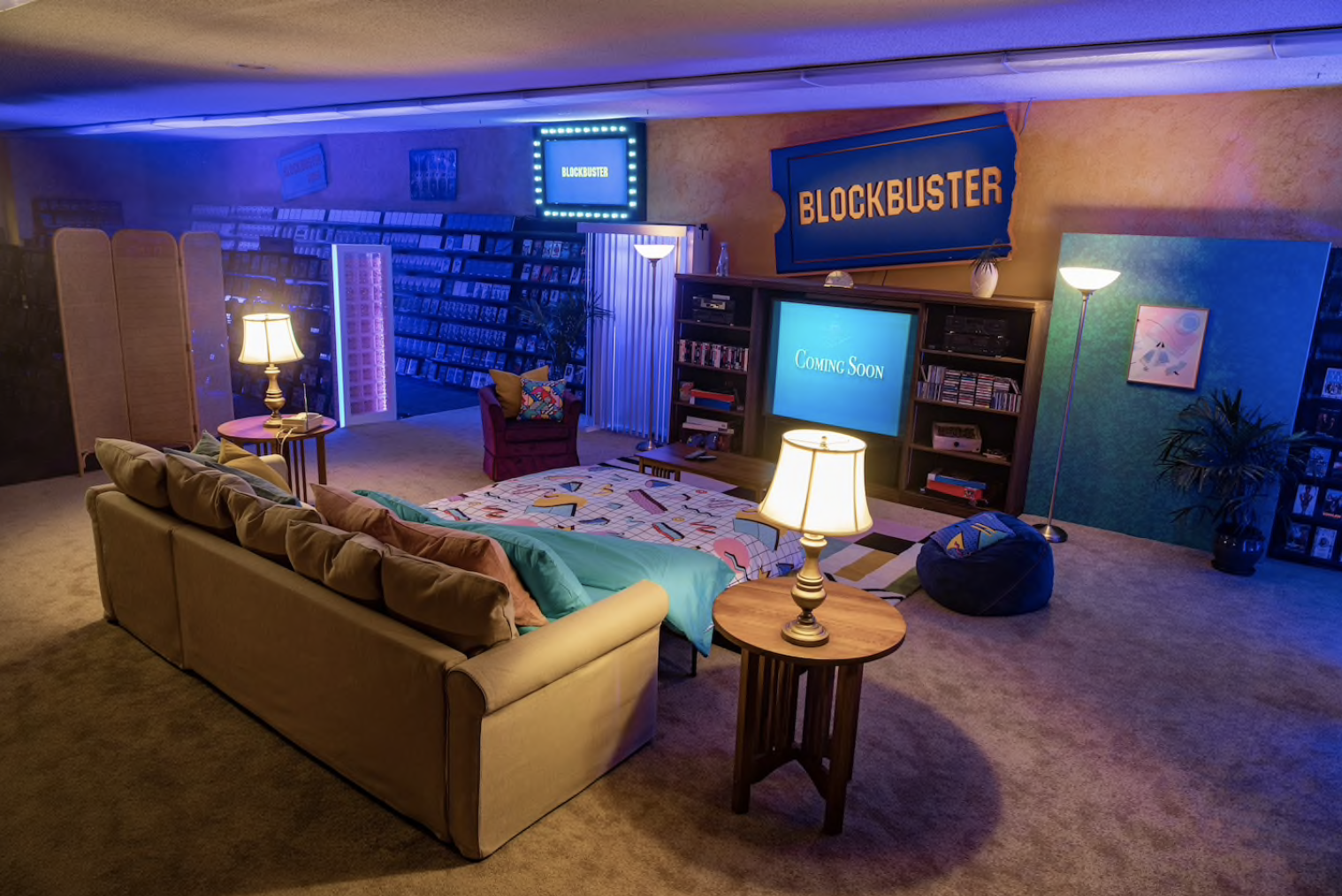 The Last Blockbuster Store In Existence Is Now Listed On AirBNB