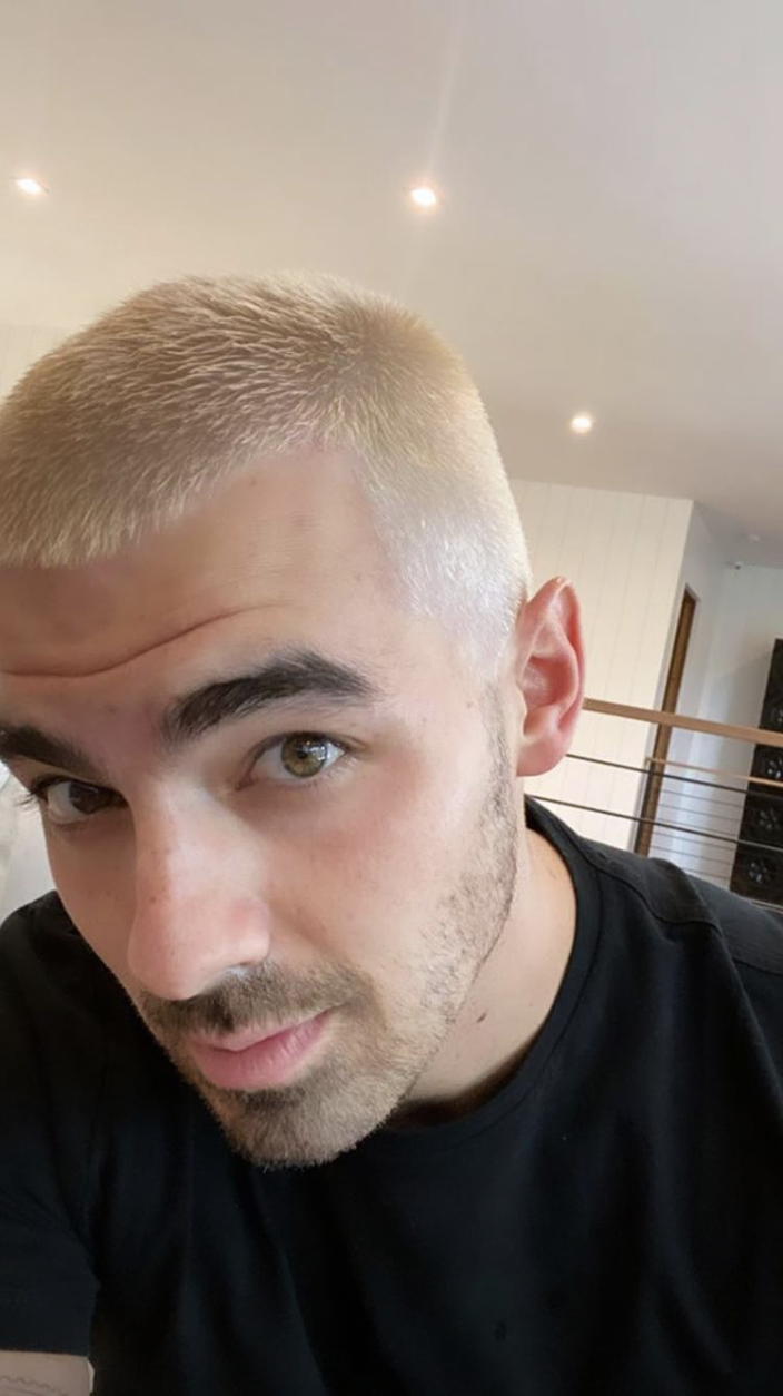 Check It Out, Joe Jonas Has Shocked His Fans With His New Look